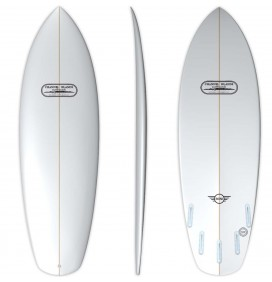 Surfboard Channel Island MINI