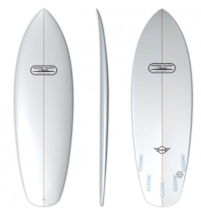 Surfbrett Channel Island MINI