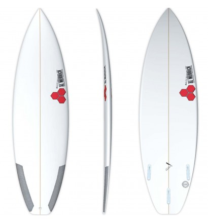 Planche de surf Channel Island Fred Stubble