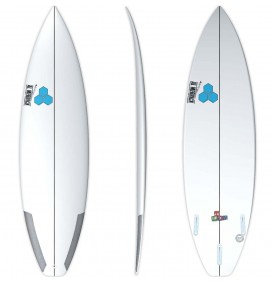 Tavola Da Surf Channel Island T-Bassi