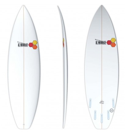 Prancha de surf Channel Island Fred Rubble