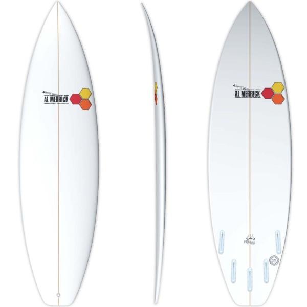 Imagén: Tabla de surf Channel Island Fred Rubble