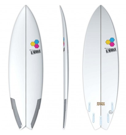 Prancha de surf Channel Island Weirdo Ripper