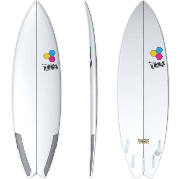 Imagén: Tabla de surf Channel Island Weirdo Ripper