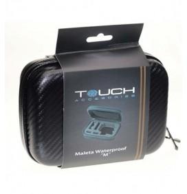 Maleta waterproof Touch cam para camara deportiva