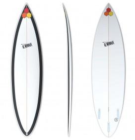 Surfboard Channel Island Black Beauty