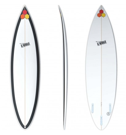 Planche de surf Channel Island Black Beauty