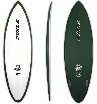 Surfboard Pukas 69er pro