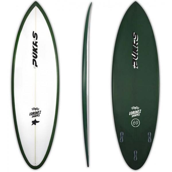 Imagén: Tabla de surf Pukas 69er pro
