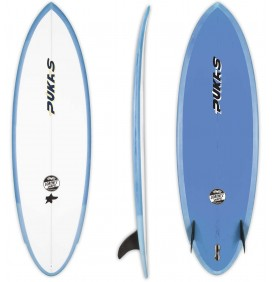 Tabla de surf Pukas Plan B