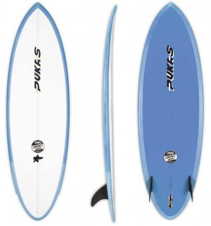 Tabla de surf Pukas Plan B