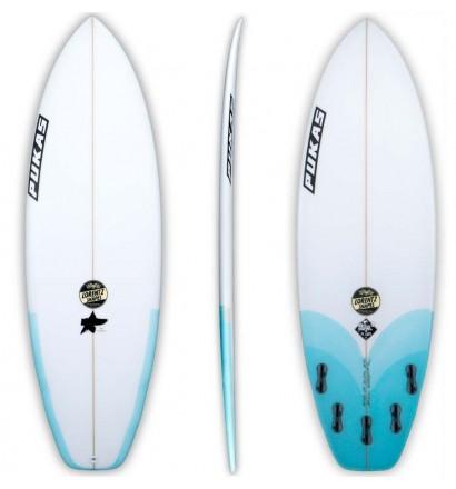 Prancha de surf Pukas El loco
