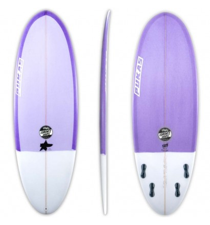 Surfplank Pukas Hars Taart