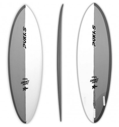 Prancha de surf Pukas Original Sixtyniner