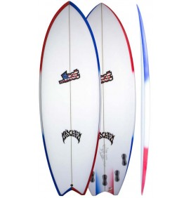 Surfplank Verloren Plas Vissen
