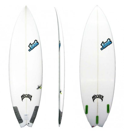 Surfplank de Verloren Sub Scorcher DWS