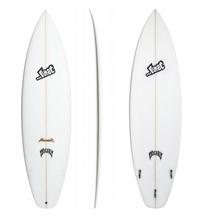 Tavola da surf Perso Sub Scorcher 2 Hip Squash