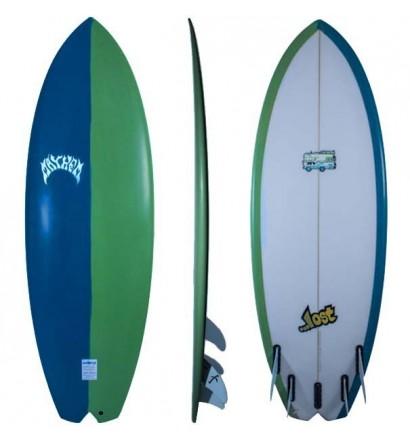 Prancha de surf Lost The Split Tail RV