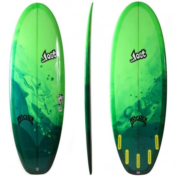 Imagén: Planche de surf Lost Couch Potato