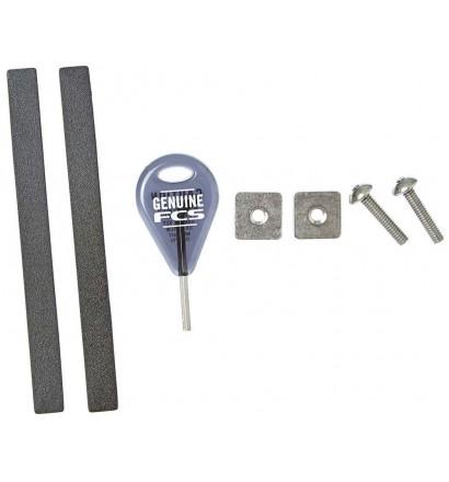 Schroef Kit FCS Longboard de Kit met Reserveonderdelen