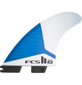 Ailerons de surf FCS II JS PC