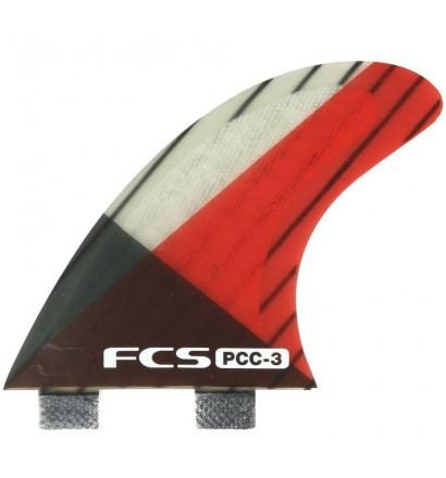 Quilhas surf FCS PCC