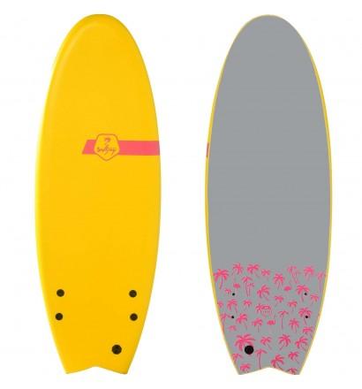 "Surfplank Softjoy Vice 5'0"""