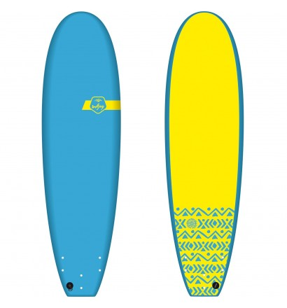 "Surfbrett Softjoy Olmek 6'0"""
