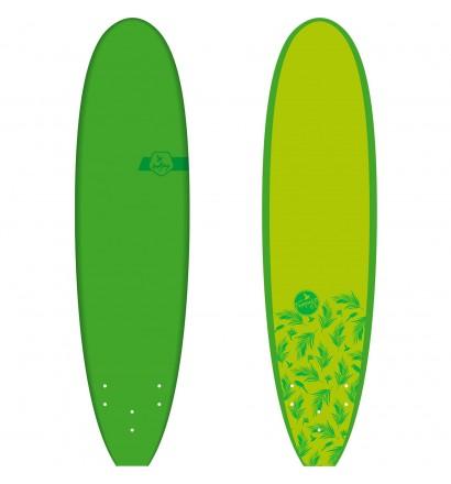 "Tavola Da Surf Softjoy Tropico 6'6"""