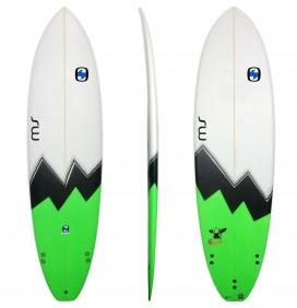 Tavola da surf evolutivo MS Mucca Pazza