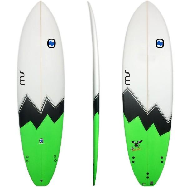 Imagén: Prancha de surf MS Mad Cow
