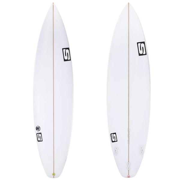 Imagén: Surfboard Simon Anderson Big S