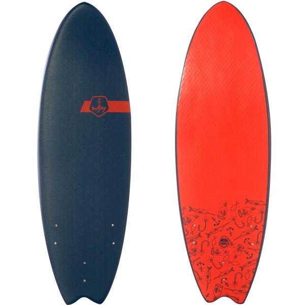 Imagén: Tabla de surf Softjoy Captain Beubar 5