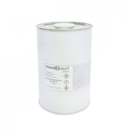 Estireno Monomero - 1 litro
