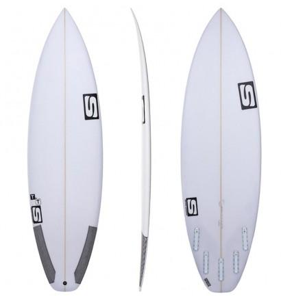 Surfboard Simon Anderson T&T