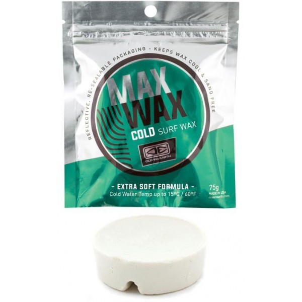 Imagén: Parafina Ocean & Earth Max Wax