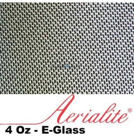 Fibra de vidrio Aerialite E-Glass 1522 4Oz