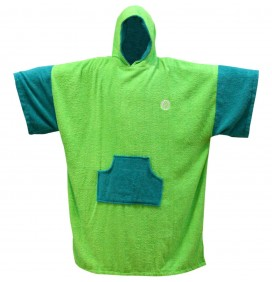 Poncho Madness Fluo