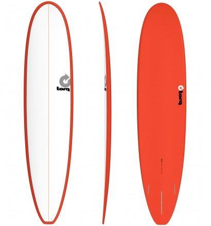 Tabla de surf Torq Mini Long Pinline Colour