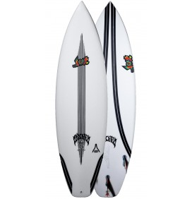 Surfboard Lost Voodoo Child Carbon Wrap