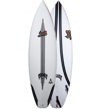 Prancha de surf Lost Voodoo Child Carbon Wrap