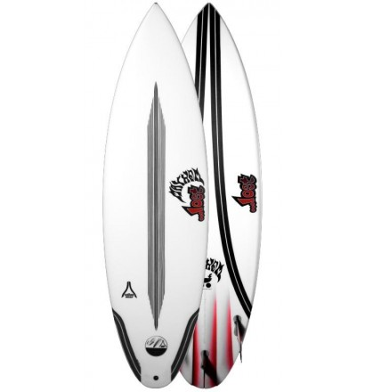 surfboard Lost Baby Buggy Round Carbon Wrap