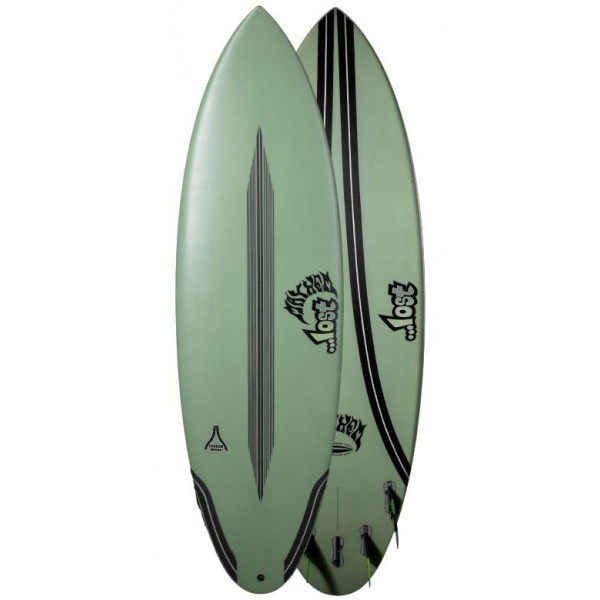 Imagén: Surfboard Lost Quiver Killer Carbon Wrap