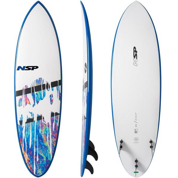 Imagén: Tabla de surf NSP Hybrid E2 (EN STOCK)