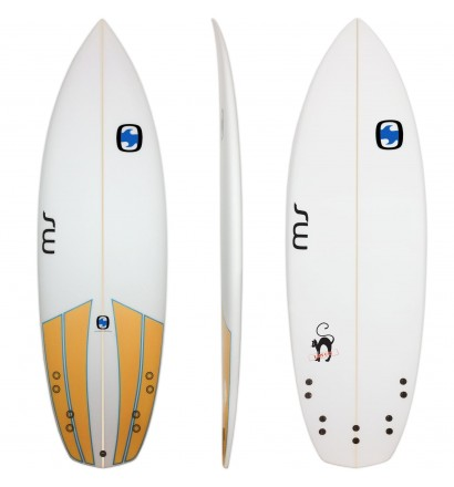 Planche de surf MS Stupid Donkey