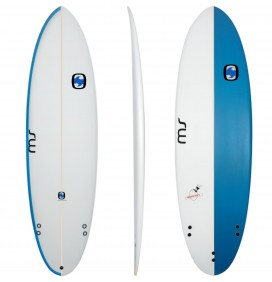 Tabla de surf MS Lazy Cat