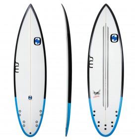 Surfplank MS Gekke Vis Squash