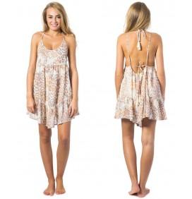 Vestido Rip Curl Animalia Dress