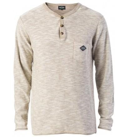 Indigo Crew Sweater