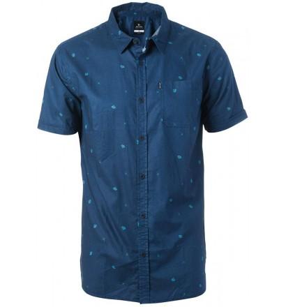 T-Shirt Rip Curl Disturbare Shirt